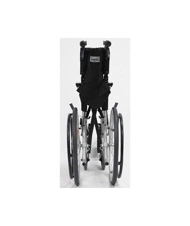 Karman S-Ergo Flight Ultralightweight Wheelchair - Rear Folded