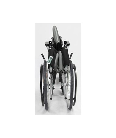 Karman S-Ergo Flight Ultralightweight Wheelchair - Front Folded