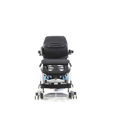 Karman Power Stand Power Drive Wheelchair Front View