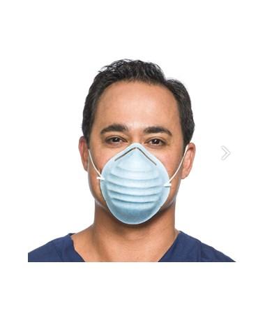 Cone Molded Mask with Headband KIM00152