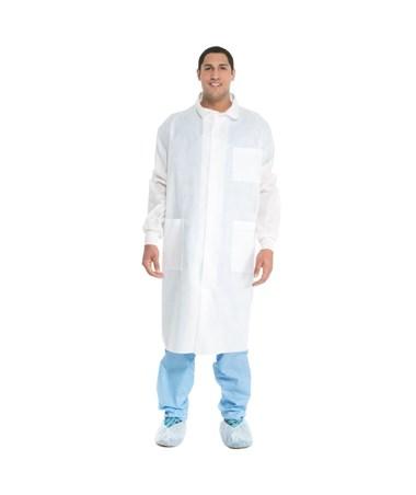 Universal Precautions Lab Coat KIM10040-