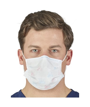 FluidShield Procedure Mask KIM28800