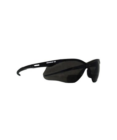Kimberly Clark Jackson Safety Nemesis RX Safety Eyewear Smoke Lens