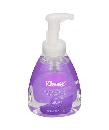 Kleenex Ultra Moisturizing Foam Instant Hand Sanitizer KIM34618