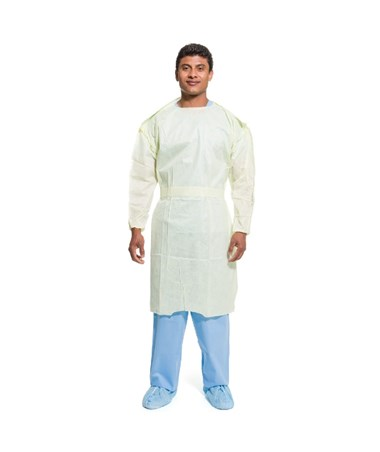 KC200 Isolation Gown, Blue KIM69981