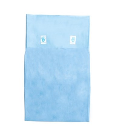 Drape, Under Buttocks, Fluid Collection Pouch KIM89415