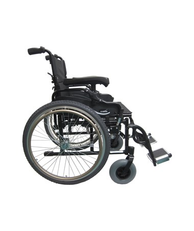 Karman KM-8520W20HA Lightweight Bariatric Wheelchair KM-8520-W