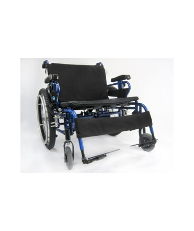 Karman BT-10 Fully Adaptable Bariatric Wheelchair KM-BT10-22W