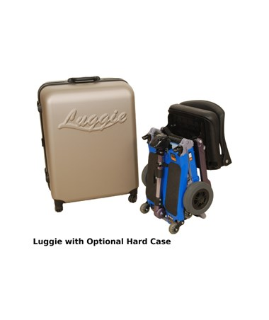 Luggie Portable Scooter - With Optional Hard Case