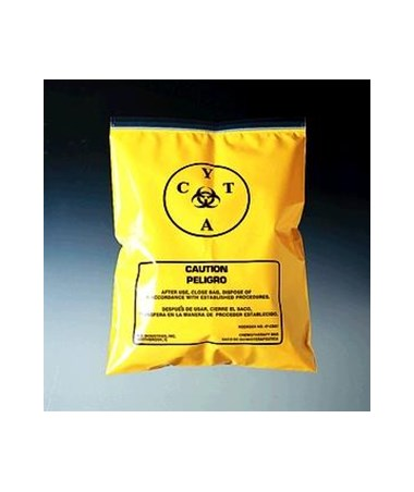 Chemotherapy Waste Handling Bags MAI47-CBS1-