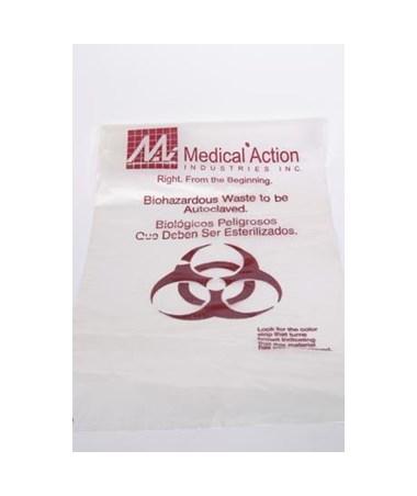 Autoclavable Decontamination Bags MAI8-100-