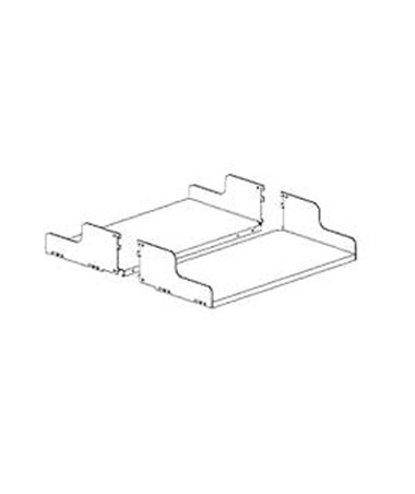 MAYARCPS2412- Pass Through Shelf for ARC Rotary File Systems - Scatch