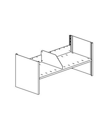 4 Post Shelving - Common Stops MAYEF36CS-