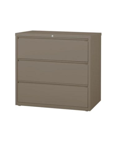 MAYHLT303- Lateral Files - 3 Drawer System - Desert Sage