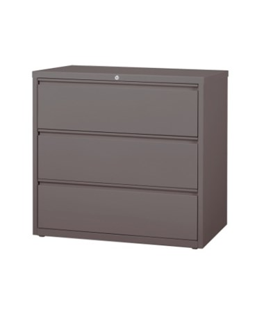 MAYHLT303- Lateral Files - 3 Drawer System - Medium Tone