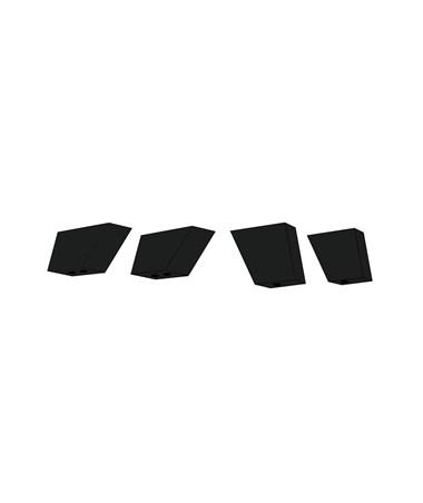 Santa Cruz® Foot Kit for Santa Cruz® Series Seating Units MAYVCCL