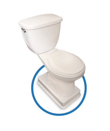 Toilet Riser MDWToiletRiser