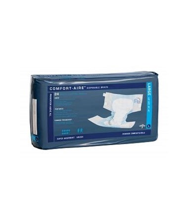 COMFORT-AIRE® Regular Adult Briefs MEDCOMFORTAIRERGZ