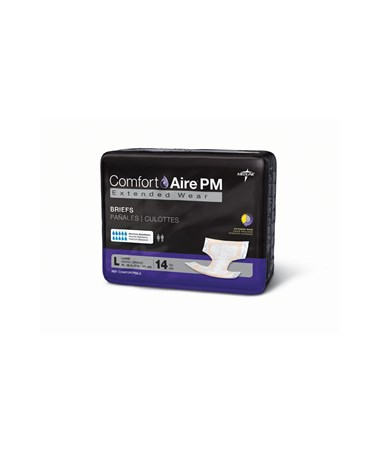 Medline Comfort aire pm Overnight briefs.