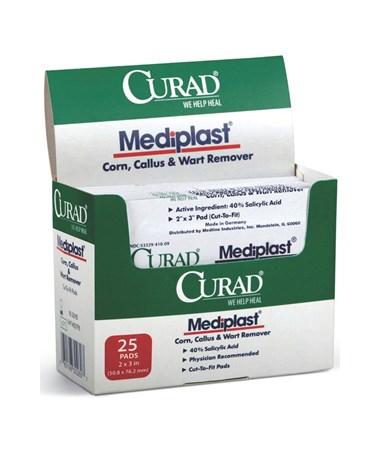 Mediplast Wart Pads CURCUR01496