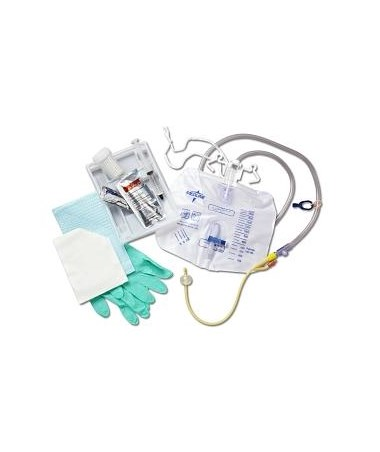 Closed System Foley Catheter Tray MEDDYND11003