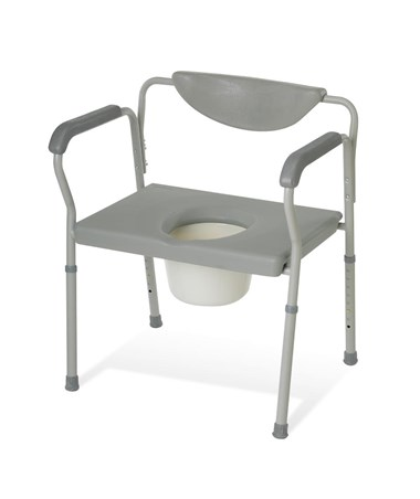 Bariatric Commode G30216B