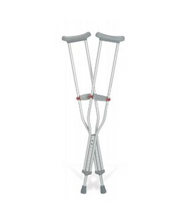 RedDot Aluminum Tall Crutches MEDG90-214-8