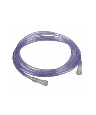 Violet Oxygen Tubing - 7 Inches MEDHCS4507V