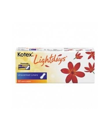 Kotex® Lightdays® Pantiliner MEDK-C01301