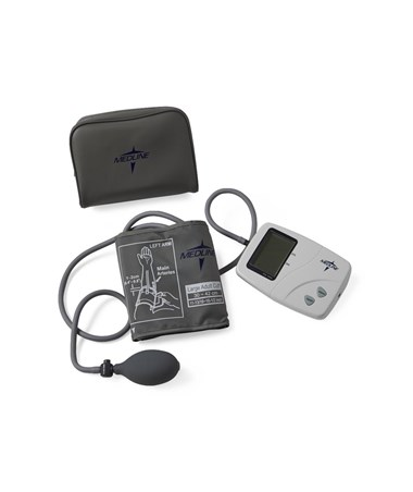 Pro Semi-Automatic Digital Blood Pressure Monitor MDS3002LA-