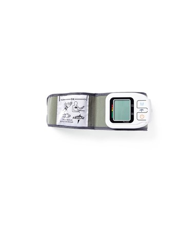 Full View - Medline Plus Digital Wrist Blood Pressure Monitor