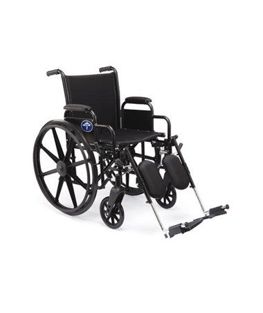 Excel K3 Narrow Lightweight Wheelchair MDS806600N