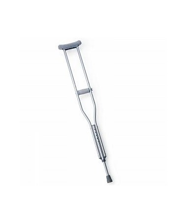 Standard Aluminum Tall Crutch MEDMDSV80534