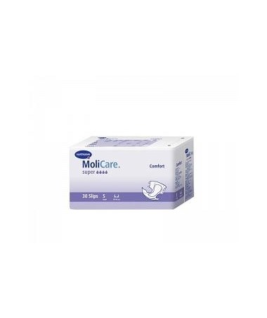 MOLICARE® Comfort Super Overnight Adult Brief MEDPHT169183