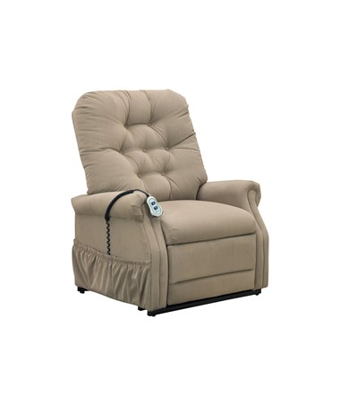 Wide Petite Lift Chair - 3 Way Recline MED1553W