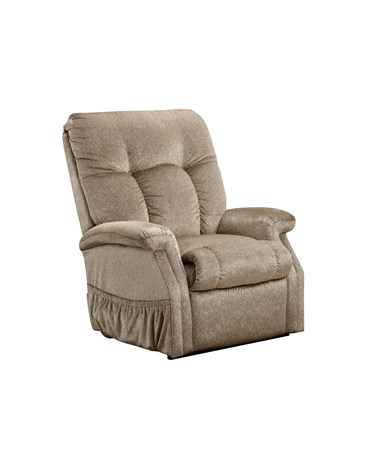 Lift Chair Recliner with Full Chaise Pad MET5153