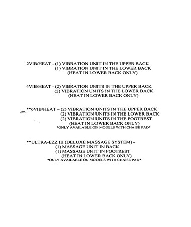 VIB/Heat Options