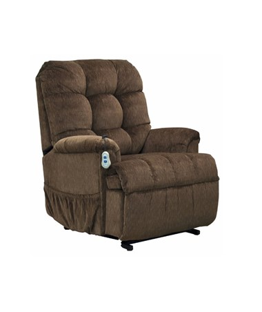 Petite Wall-A-Way Power Lift Chair & Chaise Recline Model MED5500P