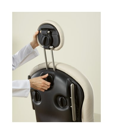 MID641-002- 641 Barrier-Free® Power Procedure Chair - Adjustable Headrest