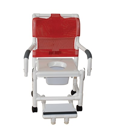 MJM 118-3 Commode Shower Chair