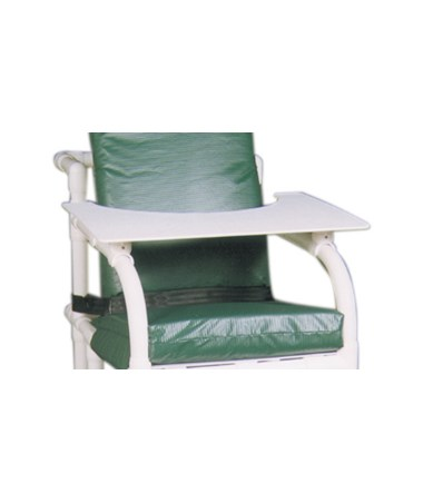 "MJM 521-T Clip on Tray for 21"" Geri Chair"