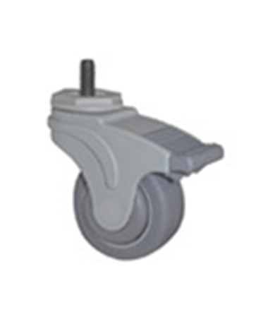 "3"" Total - All Locking Casters MJMU-3TL"