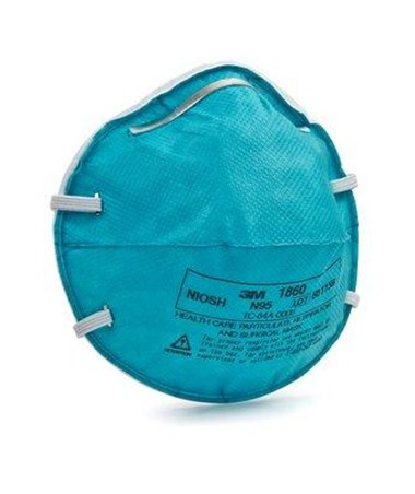 3M Cone Molded N95 Particulate Respirator & Surgical Mask