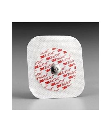 Red Dot™ Diaphoretic Foam Monitoring Electrode MMM2270-3-