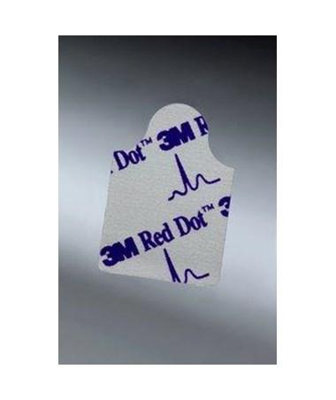 Red Dot™ Resting EKG Electrodes, Case MMM2360-