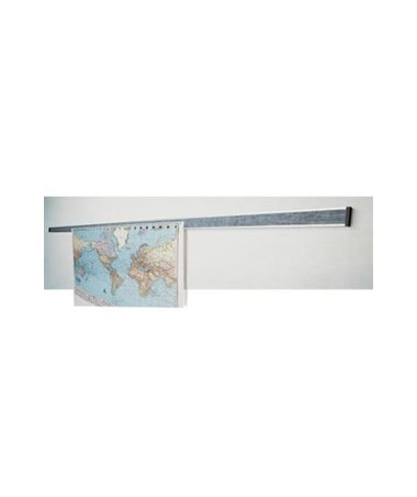 Tackboard Display Rail MOO506AC-
