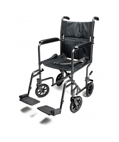 Steel Transport Chair MOREJ795-1