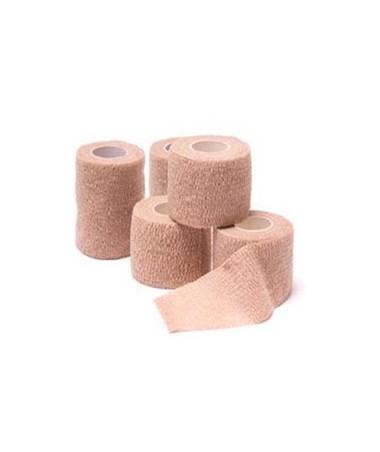 Cohesive Tan Bandage NDCP154010-