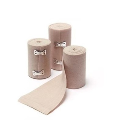 Woven Elastic Bandage with Clip Closure NDCP155002-