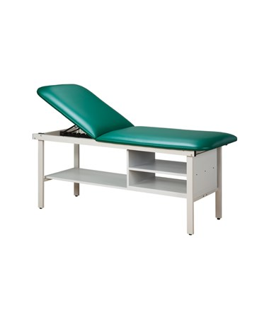 Clinton 3030 ETA Alpha Series Treatment Table with Shelving
